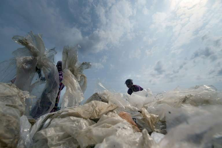 Despite the war on plastic bags, they are still a huge problem for the environment