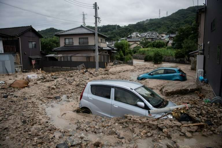 Despite various measures intended to prevent deaths, including dams to control flood waters, Japan sees rain-related deaths most