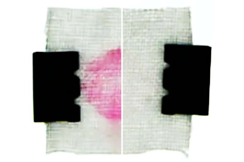 Diffusiophoresis found to be critical factor for getting clothes clean