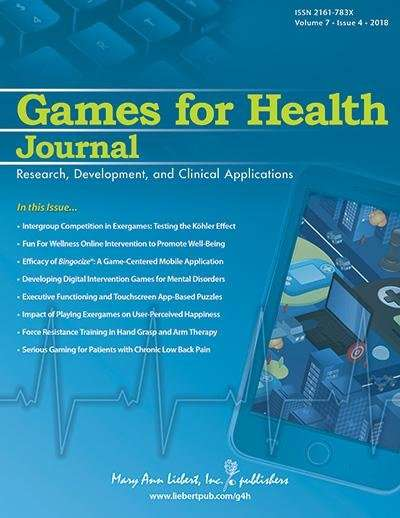 Digital games show potential to improve cardiovascular disease-related exercise outcomes