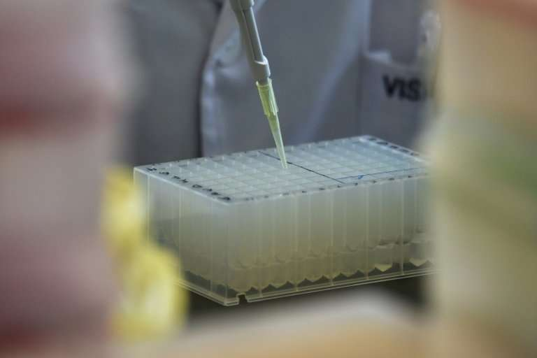 DNA tests tailored to the Chinese market are able to discern different ethnicities, right down to whether one is a northern or s