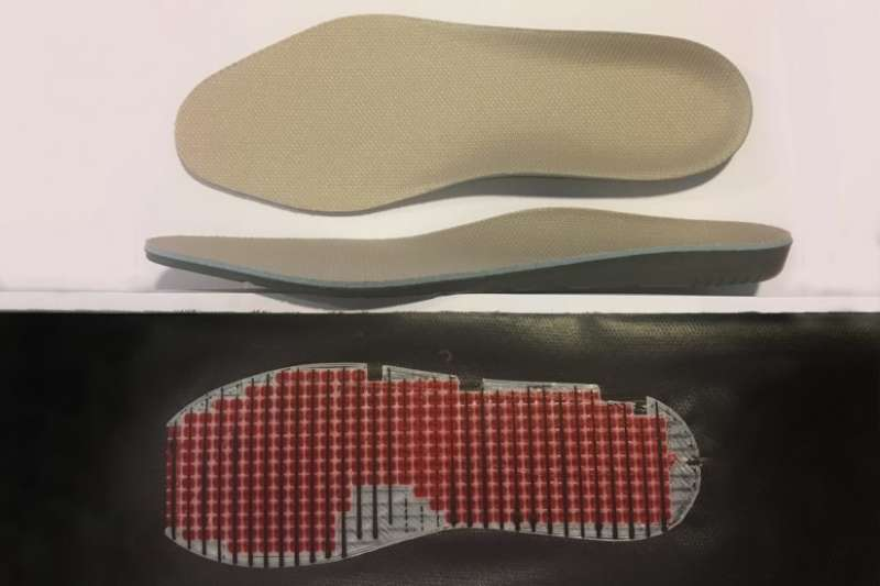 Doctors who focus on the foot and brain team up on a smart insole