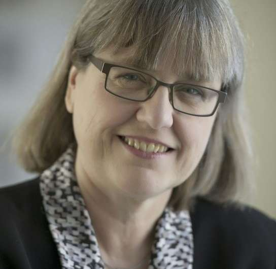 """Donna Strickland, only the third woman Nobel Physics Prize-winner, said """"we need to celebrate women physicists because they"""