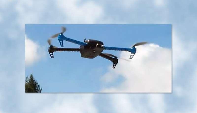 Drones deliver green transportation option