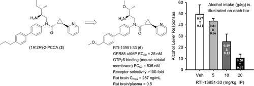 Drug makes rats less likely to imbibe alcohol