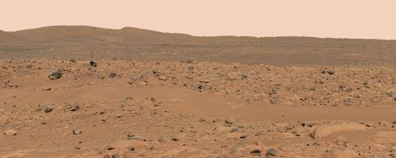 Dust storms linked to gas escape from Martian atmosphere