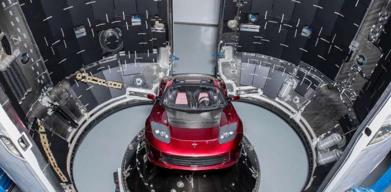 Elon Musk is launching a Tesla into space – here's how SpaceX will do it