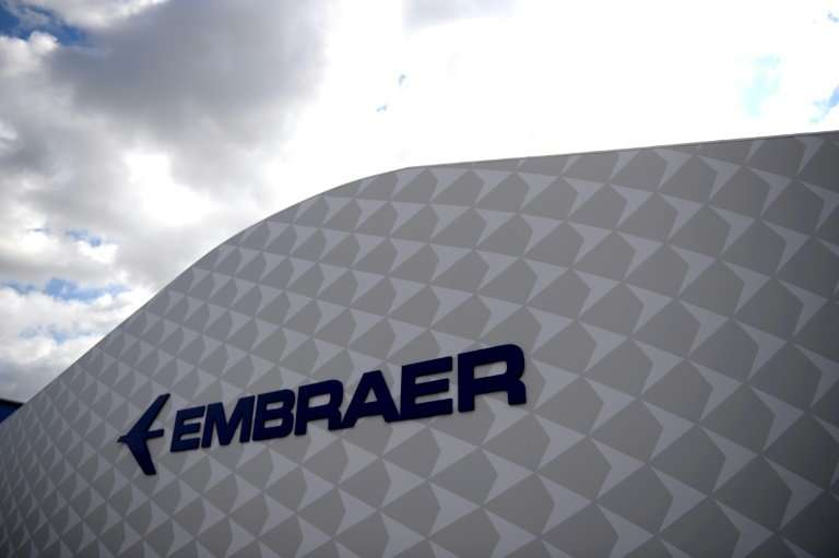 Embraer, the world's third-largest airplane manufacturer, said it projects demand for 10,550 new airplanes over the next 20 year
