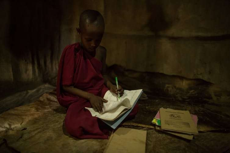 Empowering the powerless—let's end energy poverty