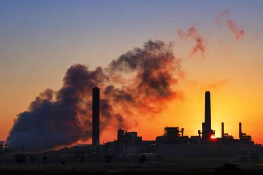 EPA targets Obama crackdown on mercury from coal plants