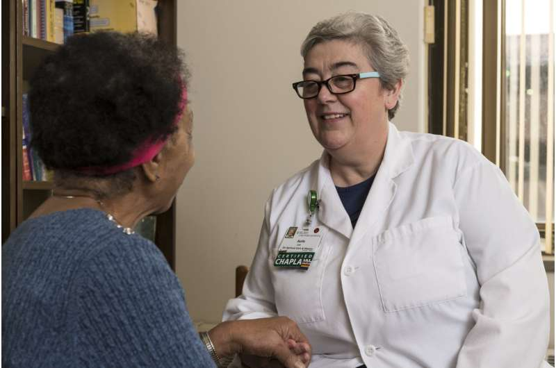 Evidence: Chaplains crucial for advance care planning in medical practice