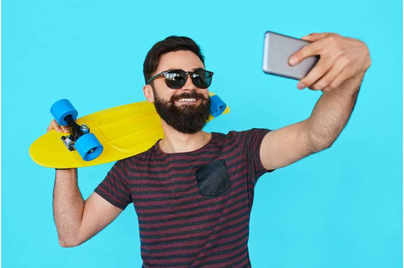 Excessive posting of selfies is associated with increase in narcissism