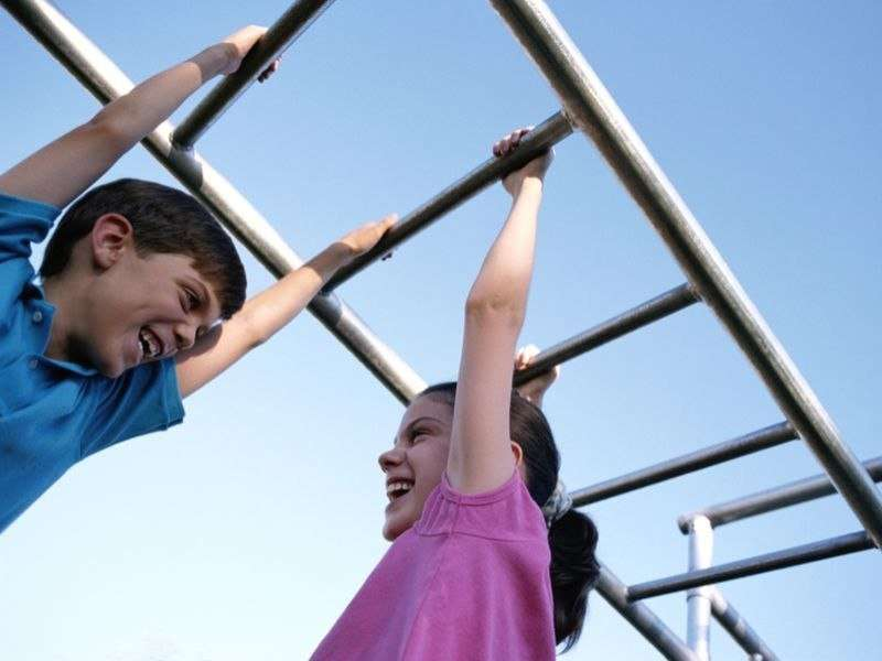 Exercise boosts kids' brain health, too