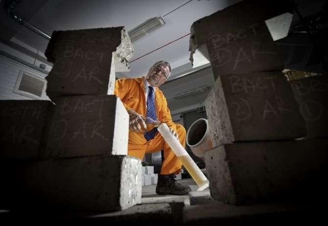 Extra dimension creates stronger, safer concrete