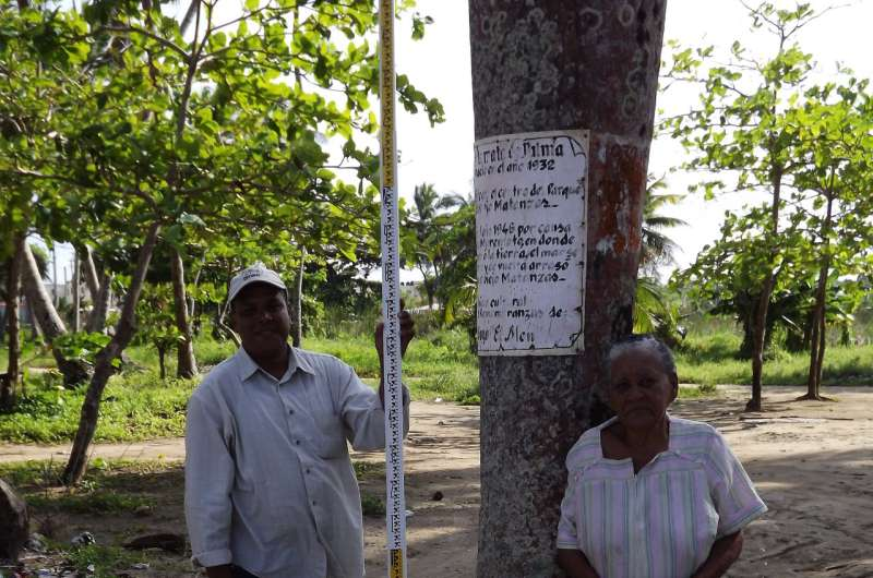 Eyewitness accounts fill in details of 1946 Dominican Republic tsunami