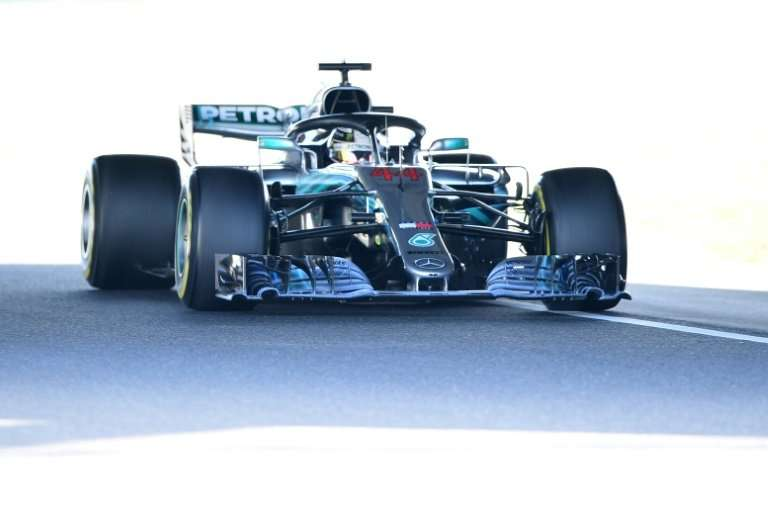 F1 fans can now experience the physical sensation of driving in Lewis Hamilton's car