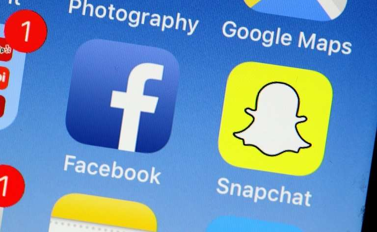 Facebook is losing ground to rival social networks like Snapchat in the key youth segment, surveys show