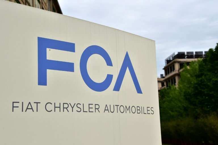 Fiat Chrysler doubled profits in 2017 but sales held steady.
