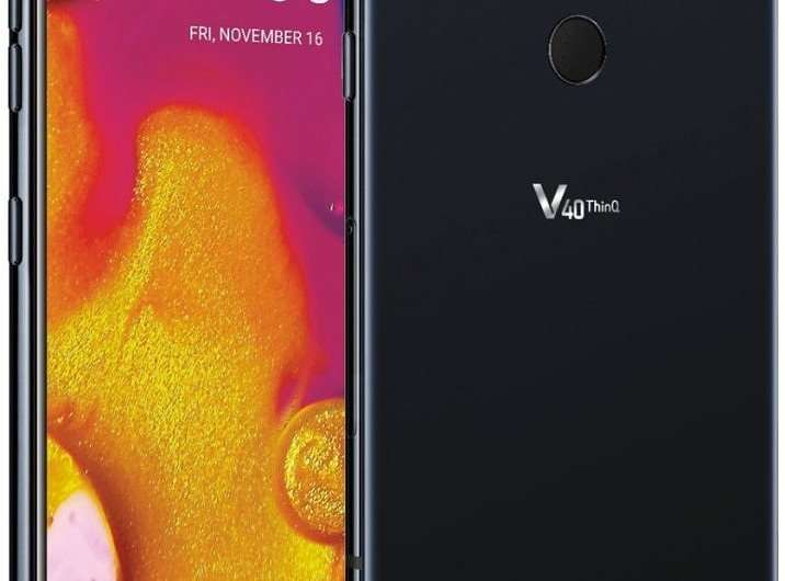 First look: LG V40 ThinQ smartphone features five cameras, but do you really need them?