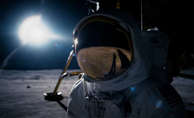 First Man: a new vision of the Apollo 11 mission to set foot on the moon