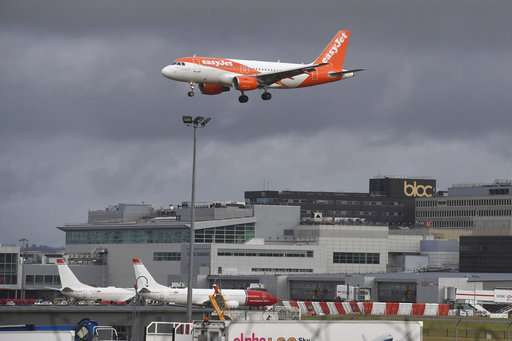 Flights suspended again at London Gatwick after drone report