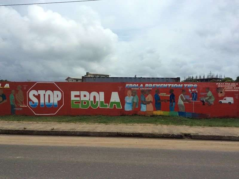 Following the 2014 Ebola outbreak, signs of recovery for Liberian healthcare system