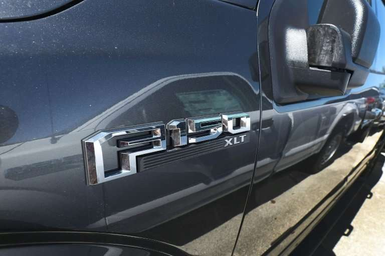 Ford F-150s were among the pickup trucks subject to a new recall to fix a seat belt issue that could cause fires