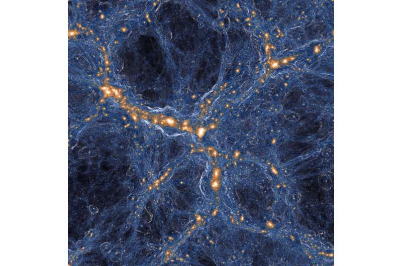 Fossil from the Big Bang discovered with W. M. Keck Observatory