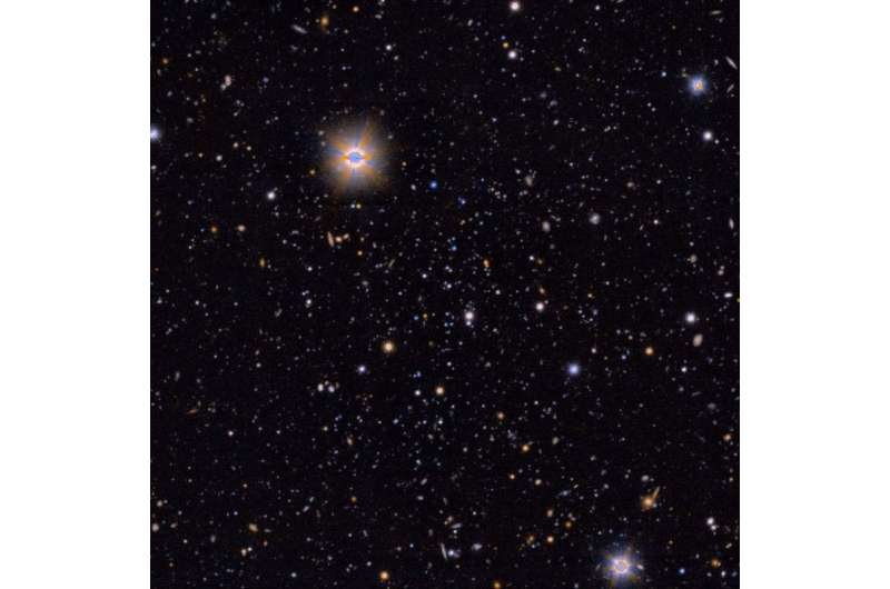 Four newly discovered Milky Way neighbors