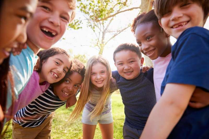 Four ways children say their well-being can be improved