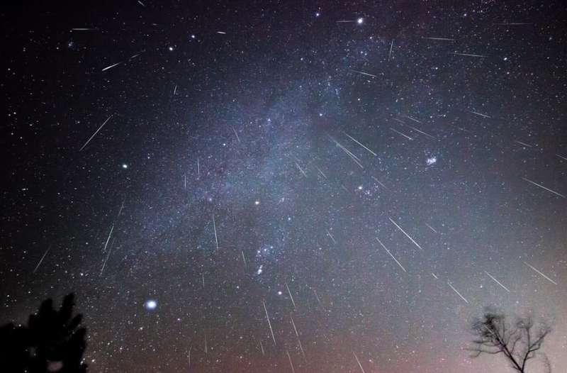 Geminids meteor shower: an astrophysicist on what to look outfor