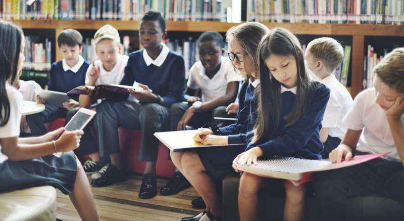 Genes shown to influence how well children do throughout their time at school