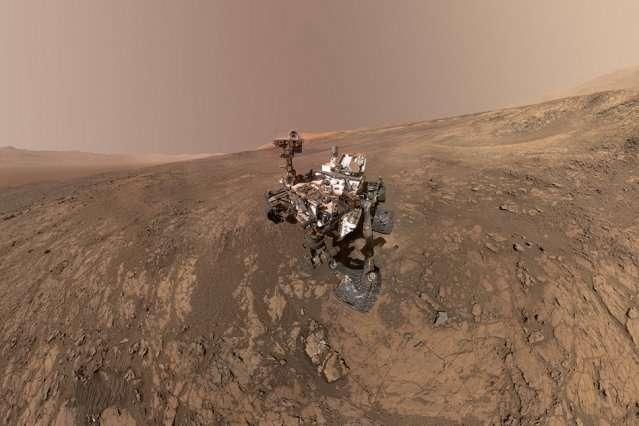 Geobiologist Roger Summons on finding organic matter on Mars