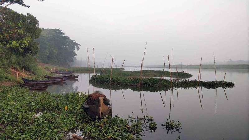Geologic history of Ayeyawady River delta mapped for the first time