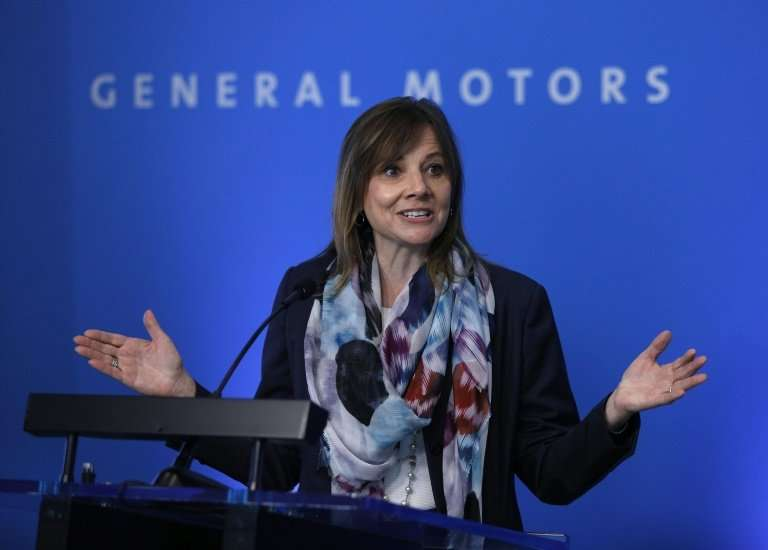 GM CEO Mary Barra said the company is continuing to adapt to the market including investing in 'mobility.'
