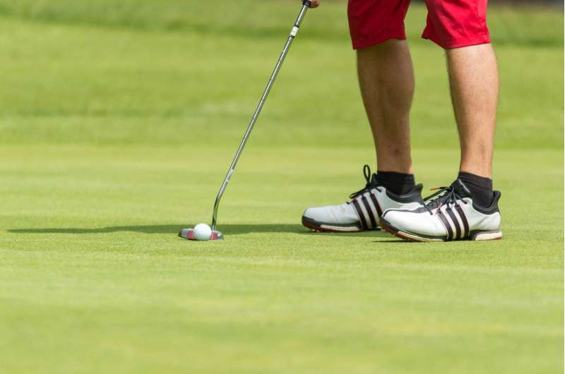 Get into the swing: Golf may have more benefit for Parkinson's than tai chi thumbnail