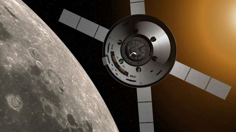 Goodbye Europe, hello moon: European Module ships soon