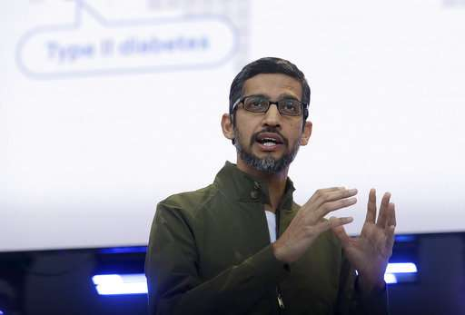 Google CEO to meet with US lawmakers after previous snub