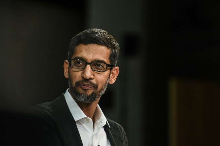 Google chief executive Sundar Pichai last month acknowledged publicly for the first time that the company is considering a searc