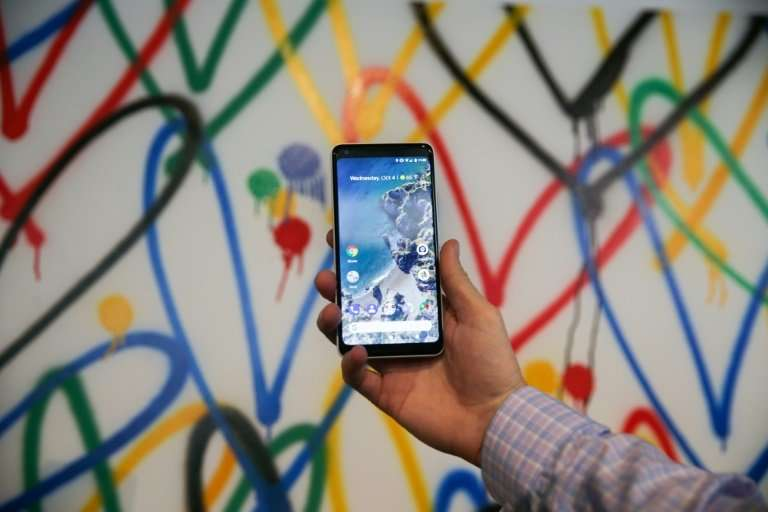 Google has been fined for abusing the dominant position of its Android mobile device