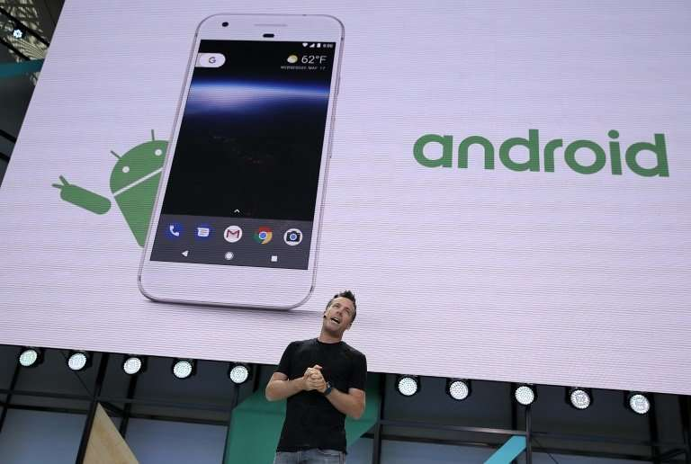 Google makes the Android operating system available free to device makers, but EU authorities claim the tech giant uses its leve