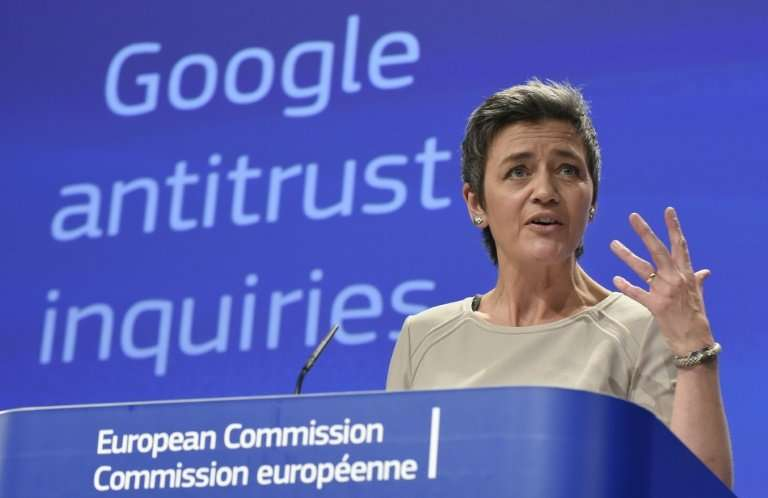 Google's rise put it in the crosshairs of regulators, especially in Europe, over concerns it may be abusing its domination