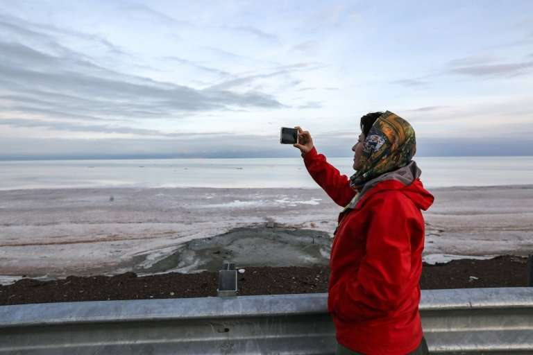 Green initiatives have been launched as parts of efforts to save Lake Urmia