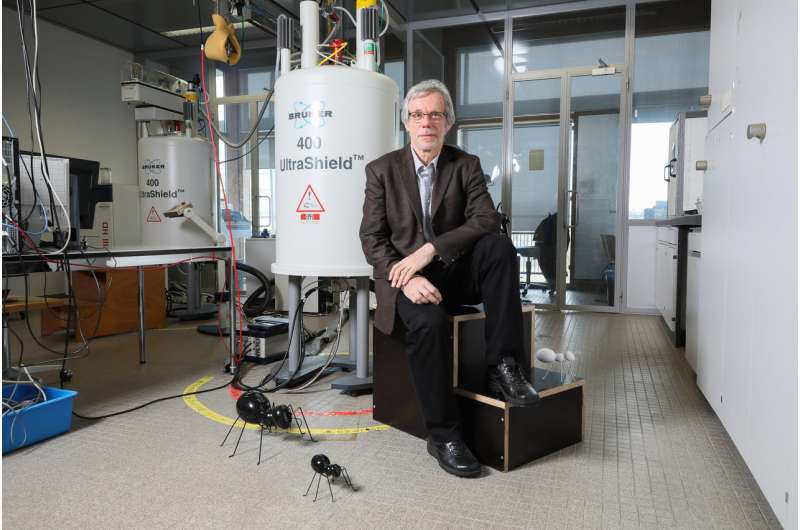 GRT Group and EPFL create the world's first formic acid-based fuel cell