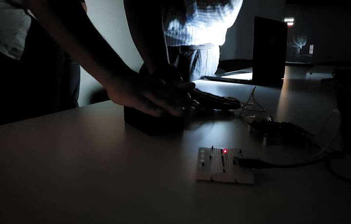 Harnessing body heat to power electronic devices