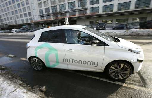 Harvard forum examining safety of self-driving vehicles