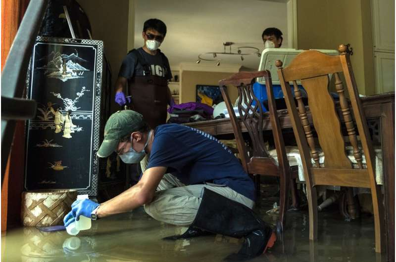 Harvey samples saddled with antibiotic-resistant genes
