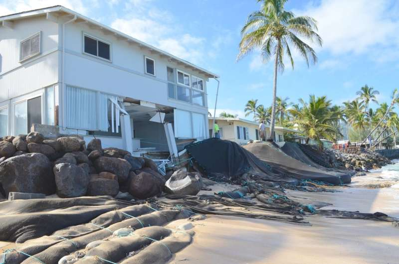Hawai'i land impacted by sea level rise may be double previous estimates