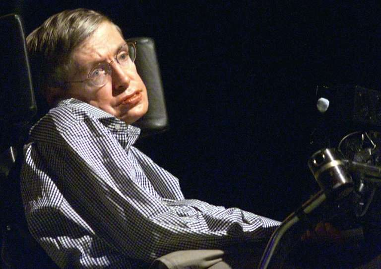 Hawking died at his Cambridge home on March 14 at the age of 76