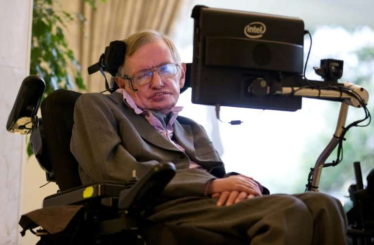 Hawking, who died in March aged 76, spent a lifetime trying to unlock the secrets of the universe